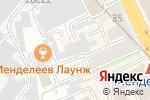 Схема проезда до компании Международный центр кредитования в Москве