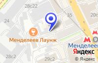 Схема проезда до компании АВТОМОБИЛЬНАЯ КОМПАНИЯ TRANSLINE GROUP в Москве