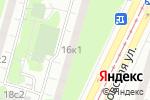 Схема проезда до компании Домашнее в Москве