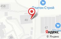Схема проезда до компании Арт Бетон Строй в Подольске