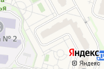 Схема проезда до компании Ваш мини-маркет в Дрожжино