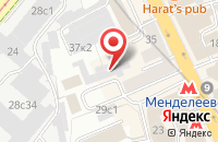 Схема проезда до компании Пробиотик-Плюс в Москве