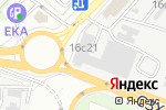Схема проезда до компании НацКорпБанк в Москве