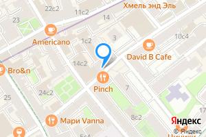 Сдается однокомнатная квартира в Москве м. Пушкинская, Большой Палашёвский переулок, 1/14с1, подъезд 1