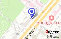 Схема проезда до компании МЕБЕЛЬНЫЙ САЛОН НЕСКУЧНЫЙ САД в Москве