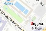 Схема проезда до компании Ляг.Спиной в Москве