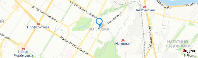 район Котловка