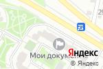 Схема проезда до компании ЗАГС района Южное Бутово в Москве