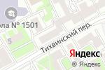 Схема проезда до компании Плаза Интерьер в Москве