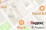 Схема проезда до компании Fragrance Secrets в Москве
