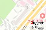 Схема проезда до компании Интендант в Москве