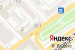 Схема проезда до компании АКБ Апабанк в Москве