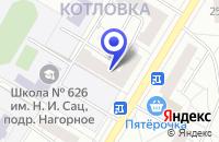 Схема проезда до компании МАГАЗИН ВИСМА-МЕБЕЛЬ в Москве