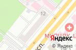 Схема проезда до компании BANG & OLUFSEN в Москве