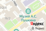 Схема проезда до компании Нотариус Щетинин И.А. в Москве