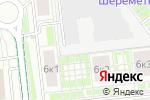 Схема проезда до компании Садовые механизмы в Москве