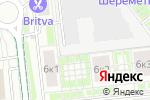 Схема проезда до компании Репер в Москве