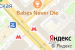 Схема проезда до компании Vip Букет в Москве