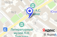 Схема проезда до компании ПТФ АЛТАЙВАГОНСНАБ в Москве