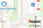 Схема проезда до компании Автопроменад в Москве