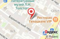 Схема проезда до компании Испо-Принт в Москве