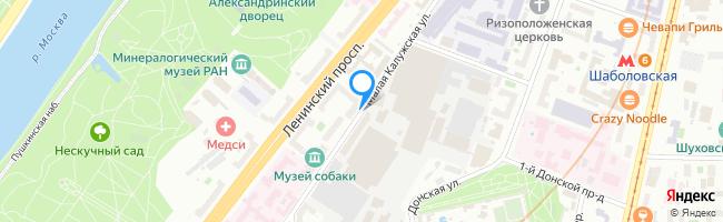 Малая Калужская улица