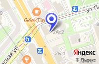 Схема проезда до компании ОБУВНОЙ МАГАЗИН МОНАРХ в Москве