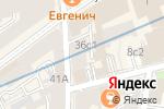 Схема проезда до компании Samolov Group в Москве