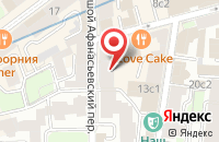 Схема проезда до компании Медиа-Вак в Москве
