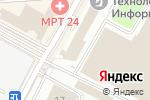 Схема проезда до компании Кобра Гарант в Москве