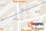 Схема проезда до компании Арбитражный управляющий Лагунов М.Ю. в Москве