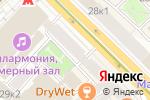 Схема проезда до компании Pho Fighters в Москве