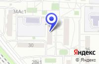 Схема проезда до компании ОДС № 1 ДЕЗ МАРФИНО в Москве