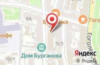 Схема проезда до компании Фестиваль Интершарм в Москве