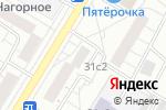 Схема проезда до компании Постелика в Москве