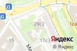 Схема проезда до компании Храм Исповедника Преподобного Федора Студита у Никитских Ворот в Москве