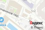 Схема проезда до компании Старообрядческий Храм Покрова Пресвятой Богородицы на Остоженке в Москве