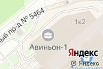 Схема проезда до компании Киви Банк в Москве