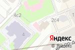 Схема проезда до компании Семейный доктор в Москве