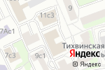Схема проезда до компании НК-Аудит в Москве