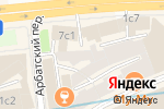 Схема проезда до компании Виза 5 в Москве