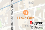 Схема проезда до компании Geo в Москве