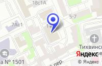 Схема проезда до компании ЛИЗИНГОВАЯ КОМПАНИЯ РОНТЭК-ЛИЗИНГ в Москве