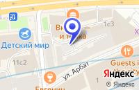 Схема проезда до компании КОНСАЛТИНГОВАЯ КОМПАНИЯ РЕКОНСТРУКЦИЯ в Москве