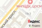 Схема проезда до компании Аудитэнерго в Москве