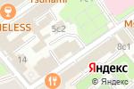 Схема проезда до компании Посольство Федеративной Республики Нигерия в РФ в Москве