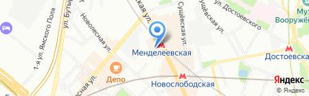 Wyser на карте Москвы