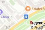 Схема проезда до компании Джи Эм Центр в Москве