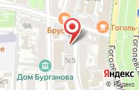 Схема проезда до компании Ориентиръ в Москве