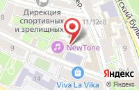 Схема проезда до компании Трейд Стиль в Москве